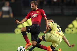 MU 1-1 Club America: Juan Mata giải cứu Quỷ đỏ