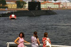 Tàu ngầm AIP Gotland yếu đuối trước Kilo