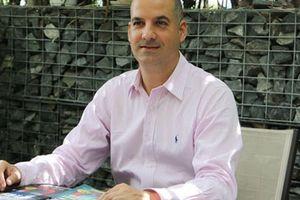 Tác giả sách bán chạy người Do Thái đến Việt Nam