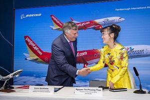 Máy bay B737 MAX Vietjet Air vừa đặt mua có gì đặc biệt?