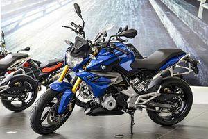 Triệu hồi xe môtô giá rẻ BMW G310 R và G310 GS