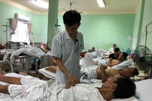 Nam bệnh nhân vỡ tim sau cú đập ngực vào vô lăng tay lái