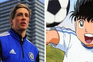 Fernando Torres đến Nhật Bản thi đấu vì...mê Tsubasa