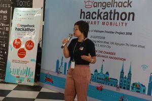 TP.HCM: 24 tiếng 'hack não' để xây ứng dụng giao thông thông minh