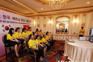 Tuần lễ đoàn tụ trực tuyến của cô dâu Việt ở Hàn Quốc với gia đình