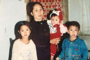 Cơ cực bà nội nuôi 3 cháu mồ côi