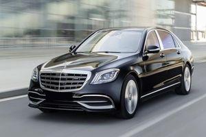 Vừa bán ra thị trường, Mercedes-Benz Maybach S450 và S560 phải triệu hồi gấp