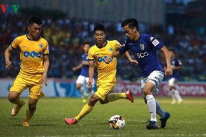 Vòng 20 V-League 2018: Hà Nội FC lội ngược dòng trước FLC Thanh Hóa