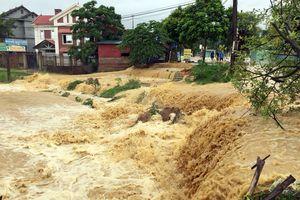 Phú Thọ: Toàn cảnh thiệt hại do bão số 3