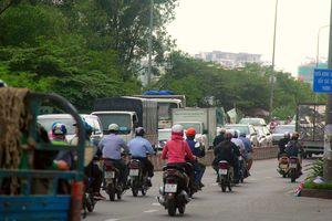 Cấm xe tải vào nội thành Sài Gòn theo khung giờ từ 1/8