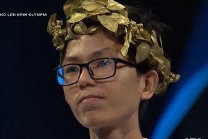 Nam sinh Phú Yên xúc động khi lọt vào thi quý 'Đường lên đỉnh Olympia'