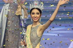 Tân Hoa hậu Hòa bình Indonesia bị chê gầy gò và kém sắc