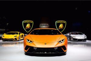 Thử thách fan siêu xe: Những bí mật về thương hiệu Lamborghini