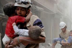 Sợ đòn thù, Mũ bảo hiểm Trắng âm thầm rời Syria
