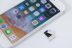Cách nhập mã ICCID để biến iPhone Lock thành máy quốc tế không cần SIM ghép