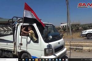 Quân đội Syria thắng chẻ tre chiếm hầu hết tỉnh Daraa và Quneitra, cuộc chiến tiêu diệt IS sớm bắt đầu