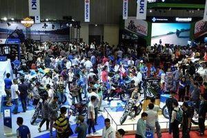 Thị trường mô tô xe máy Việt Nam vẫn rất tiềm năng