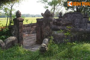 Thăm nơi an nghỉ của cha con danh tướng Nguyễn Tri Phương