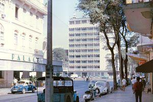Loạt ảnh tuyệt đẹp về phố phường Sài Gòn năm 1965