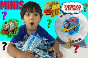 Mỹ: Cậu bé 7 tuổi kiếm được 11 triệu USD/năm từ Youtube