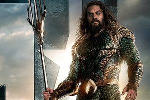 Fan 'đứng ngồi không yên' với trailer chính thức của Aquaman