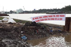 Lùm xùm nợ nần tiền tỉ ở dự án hồ Bún Xáng, Cần Thơ