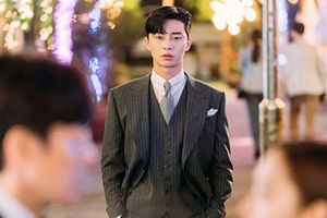 Phó chủ tịch Park Seo Joon và bộ sưu tập đồ hiệu trong 'Thư ký Kim'