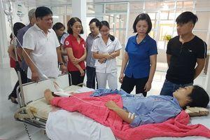 Cao Bằng hỗ trợ gia đình các nạn nhân vụ tai nạn thảm khốc trên QL3