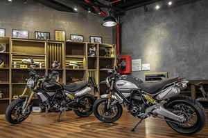 Cận cảnh Ducati Scrambler 1100 giá 482 triệu đồng tại Việt Nam