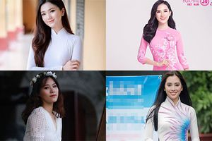 Đọ sắc 4 người đẹp sinh năm 2000 vào chung kết Hoa hậu VN 2018