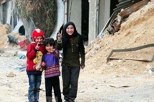 Hơn 100.000 người tị nạn trở về Đông Ghouta sau giải phóng