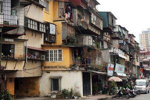 Cải tạo chung cư cũ: Tưởng dễ mà khó