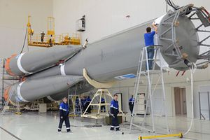 Nga bắt đầu chế tạo tên lửa vũ trụ khổng lồ Soyuz-5