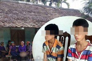Hai thanh niên 15 tuổi giết người có phải chịu án phạt tù?