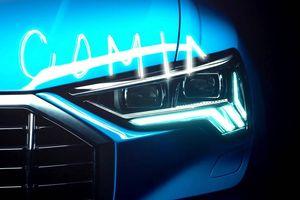 Audi Q3 2019 thế hệ mới chuẩn bị trình làng