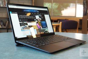 Đánh giá chi tiết Asus ZenBook S: màn hình 4k, giá 1500 USD