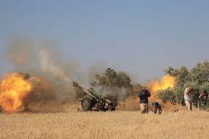 Phe nổi dậy Syria lại giơ tay đầu hàng quân Assad