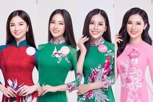 Nhan sắc 4 người đẹp sinh năm 2000 vào chung kết 'Hoa hậu Việt Nam 2018'