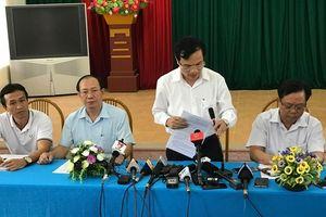 Sai phạm điểm thi ở Sơn La: Vì sao nghiêm trọng hơn Hà Giang, sau 5 ngày vẫn chưa kết luận được số bài trắc nghiệm bị sửa điểm?