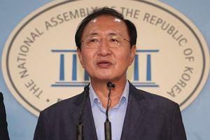 Nghị sỹ đảng đối lập Hàn Quốc nhảy lầu tự tử giữa bê bối hối lộ