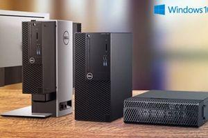 Dell ra mắt máy tính mini Optiplex 3060MT cấu hình mạnh