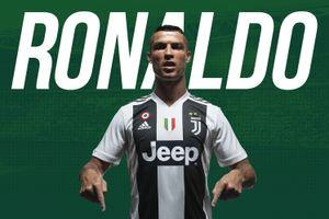 Những con số cho thấy hiệu ứng lớn của Ronaldo tại Juventus