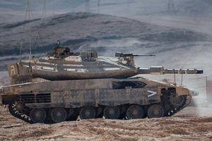 Israel nâng cấp xe tăng Merkava Mk.4 vượt mặt T-90S của Nga