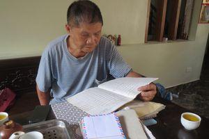 Người cựu chiến binh hơn 20 năm tìm mộ đồng đội