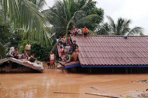 Chưa có thông tin người Việt bị ảnh hưởng trong vụ vỡ đập tại Lào