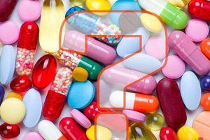 Ngăn chặn thuốc giả Pan-Amoclav