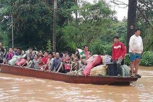 Lào: Tìm thấy thi thể 28 nạn nhân mất tích trong vụ vỡ đập thủy điện