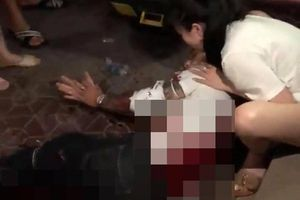 Nam Định: Công an lên tiếng vụ nam thanh niên bị nhóm người bịt mặt chém tàn bạo