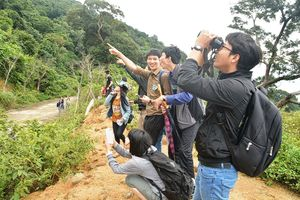 Phát triển du lịch sinh thái bền vững tại vườn quốc gia