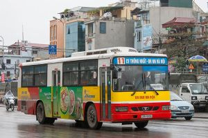 Xe buýt đến công viên Thống Nhất có những tuyến nào, lộ trình ra sao?